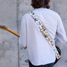 Reclaimed Guitar Strap in Guernsey