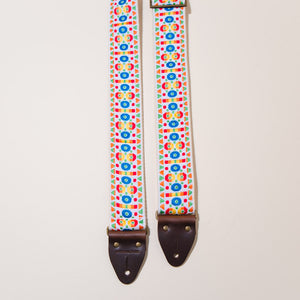 Vintage Guitar Strap in Tabernacle Road Product detail photo 2