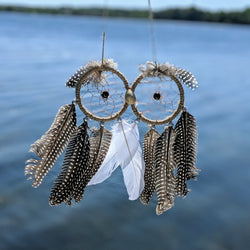 Wise Owl Dream Catcher