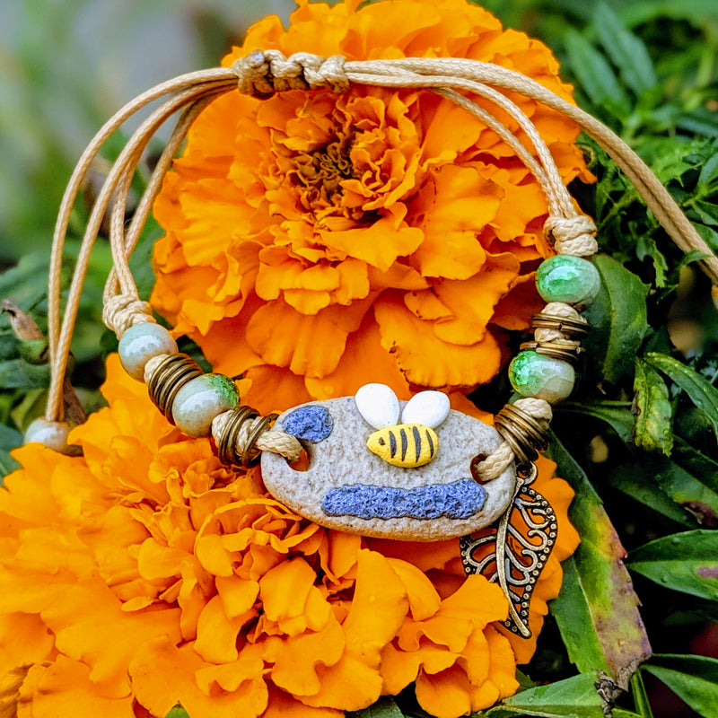 Bee Adorable - Adjustable Bracelet