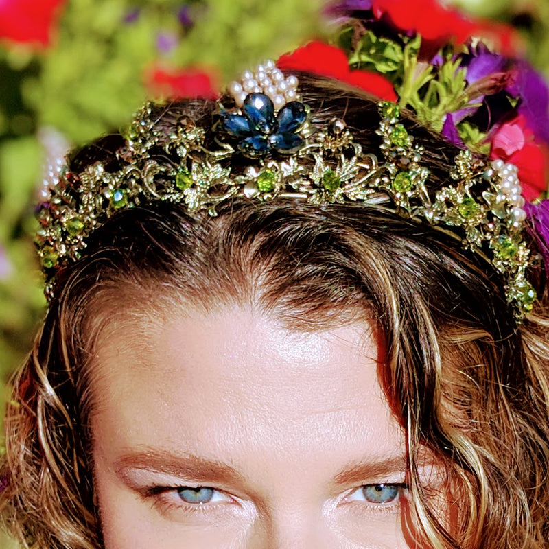Forest Nymph Crown