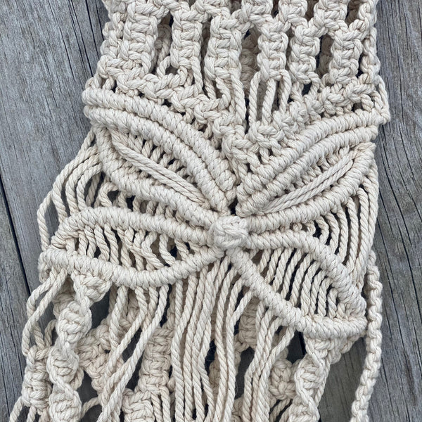 Macrame Yoga Mat Bag