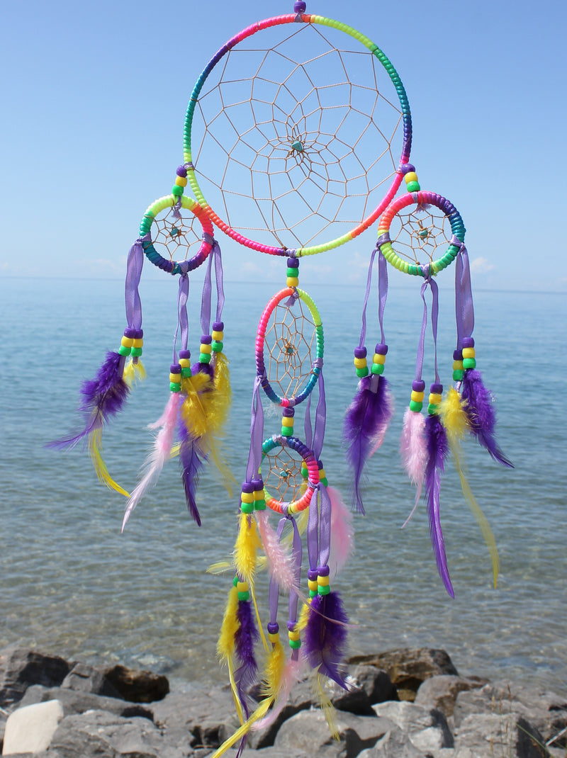 Rainbow Dream Catcher