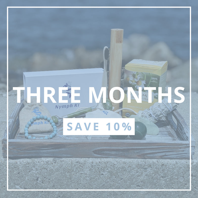 Subscription Box- Three month Plan SAVE 10%