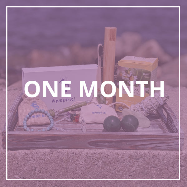 Subscription Box-  one month plan