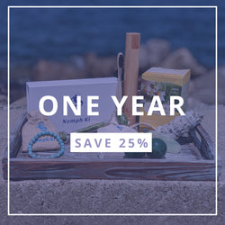 Subscription Box- Year Plan SAVE 25%