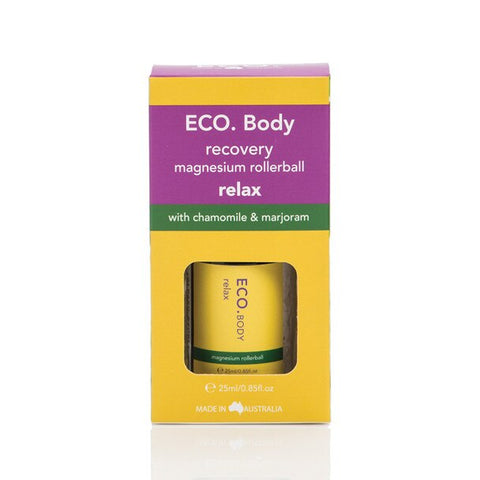 ECO Body Magnesium Rollerball Relax