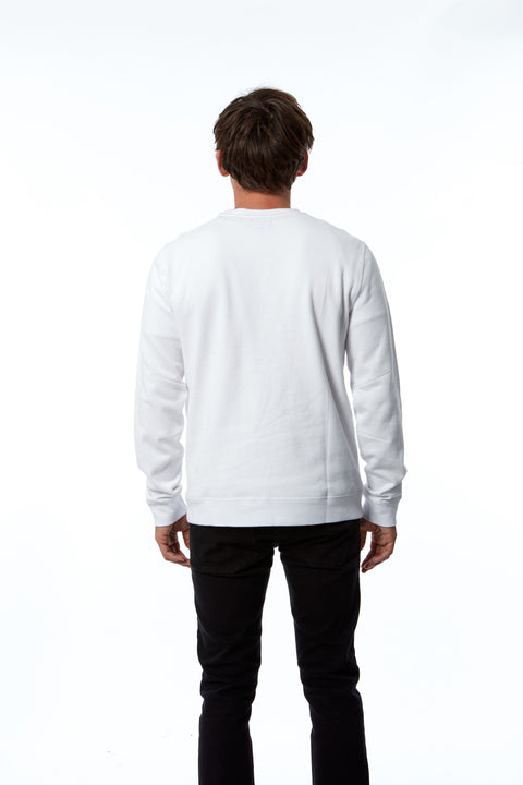INDULGENT FLEECE WHITE
