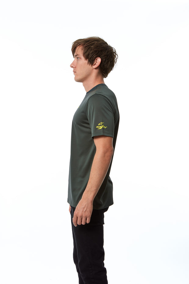TECH AGELESS PERFORMANCE TEE SPRUCE