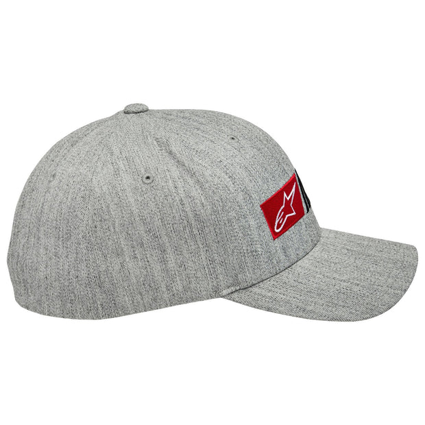 INDULGENT HAT GREY HEATHER