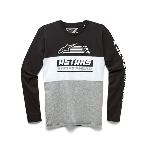 RIVALRY LS TEE
