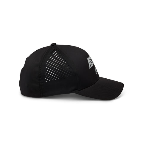 "ANGLE LAZER TECH HAT ""RIDE DRY"""
