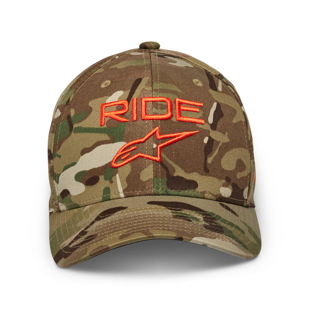 RIDE MULTICAM HAT