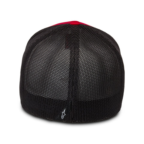ANGLE STRETCH MESH HAT
