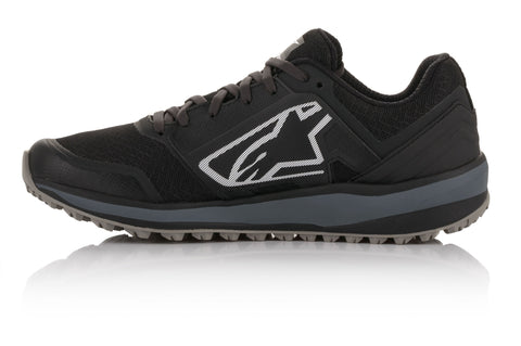 META TRAIL SHOES BLK/DARK GRAY-111
