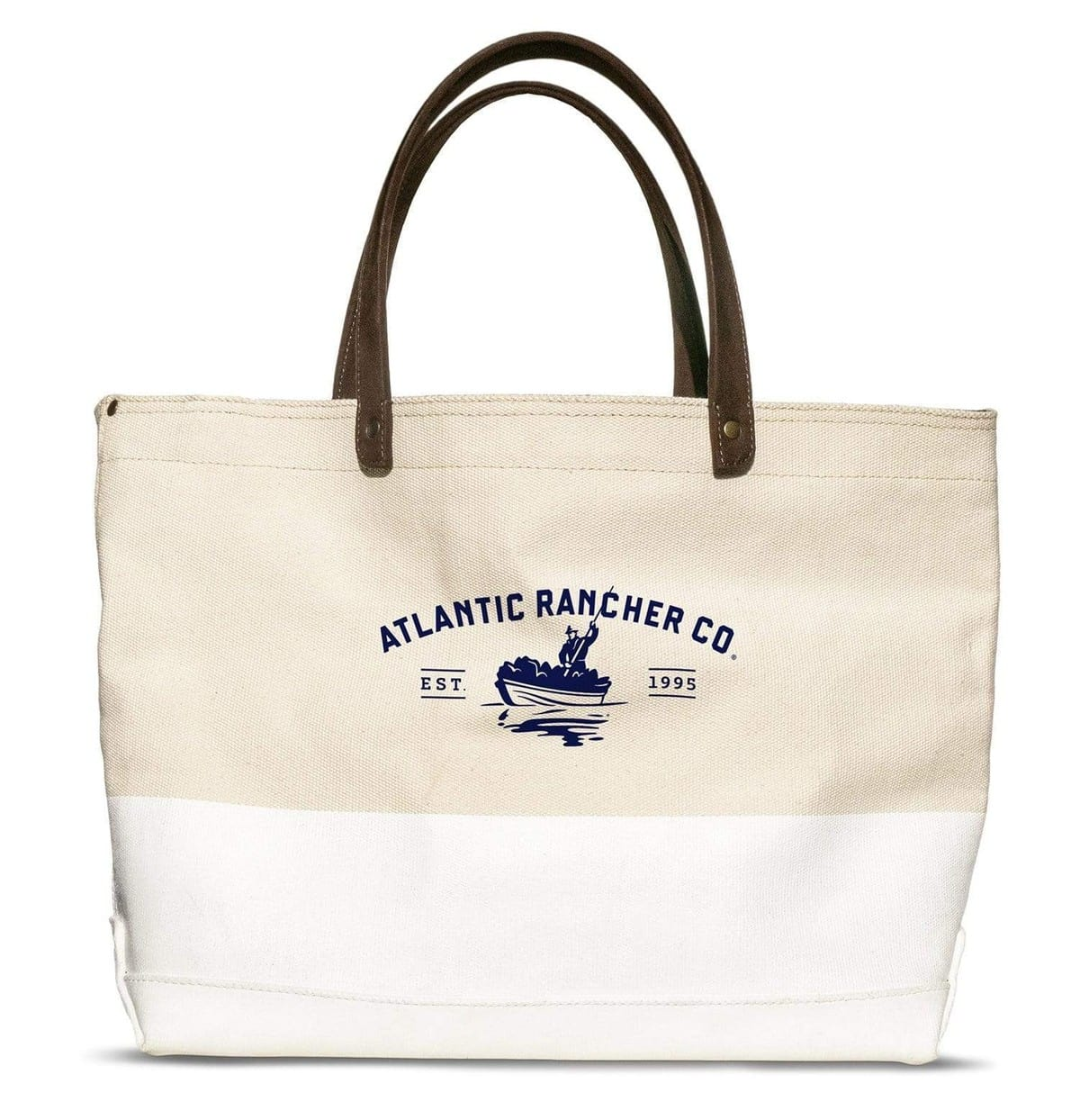 Buy The Atlantic Rancher Anchor Tote Bag