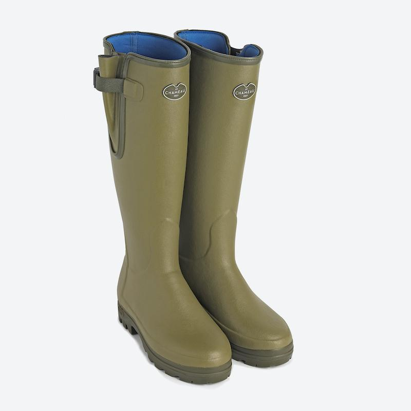 Buy The Le Chameau Vierzonord Rubber Boot