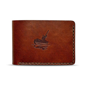 Atlantic Rancher Leather Wallet Leather Goods Coal Creek