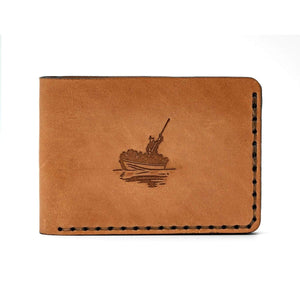 Atlantic Rancher Leather Wallet