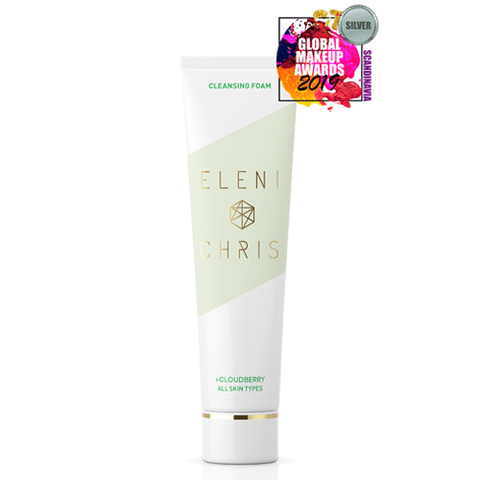 Cleansing Foam med award badge