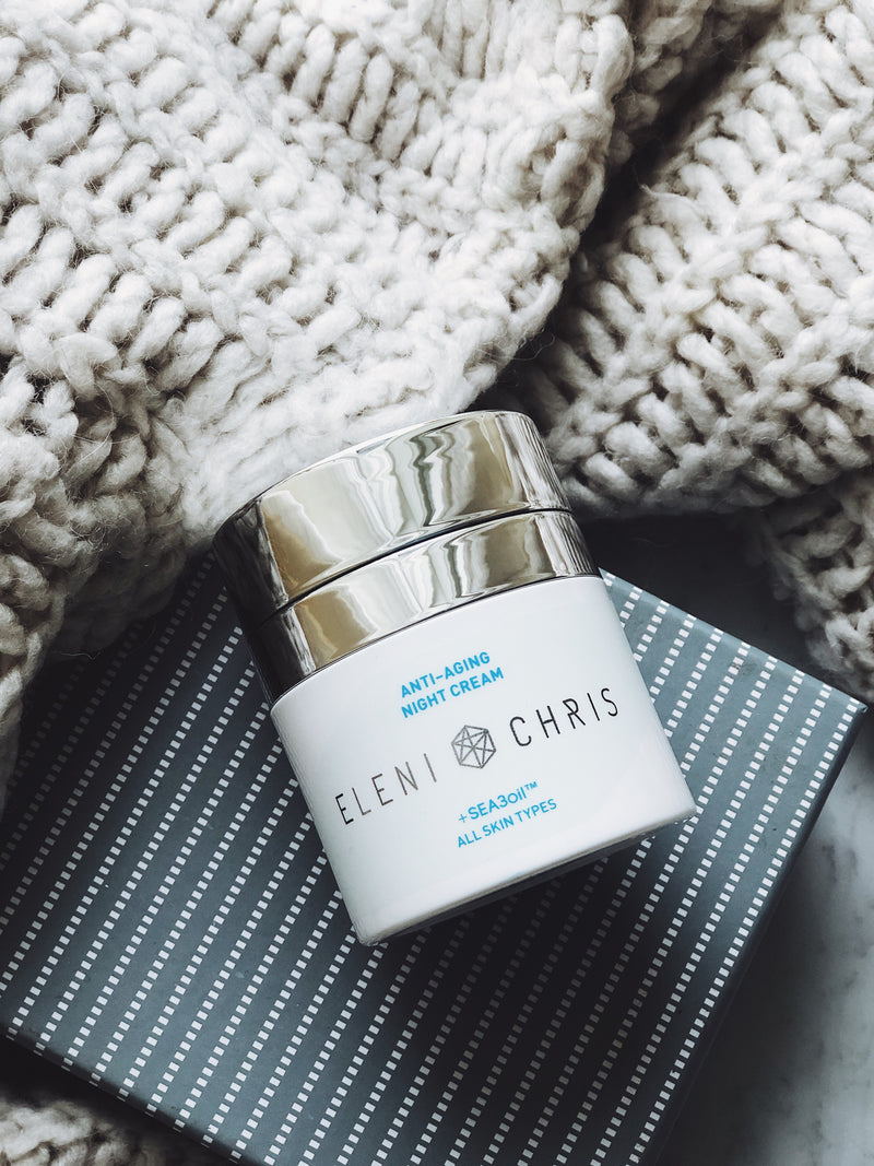 Anti-Aging Hydrating Night Cream