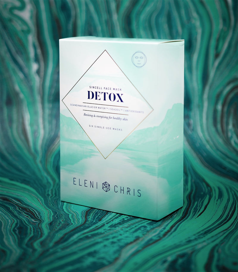 Detox Face Mask - 6-pack