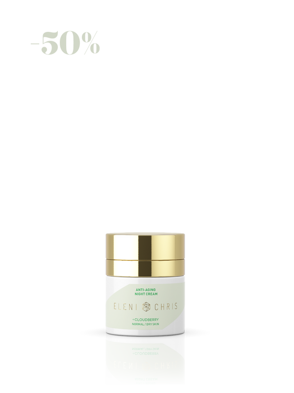 Anti-Aging Night Cream - Normal/Dry Skin