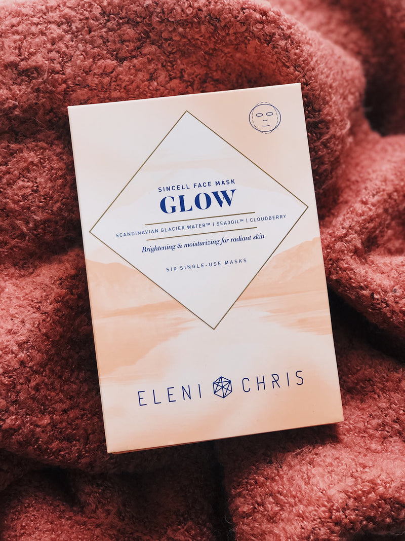 Glow Face Mask Box