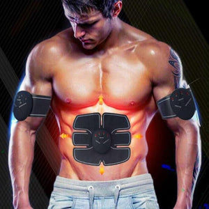 #1 ULTIMATE ABS STIMULATOR - GET THE SEXIEST 6 PACK ABS IN COMFORT OF YOUR HOME, OFFICE, OR CAR