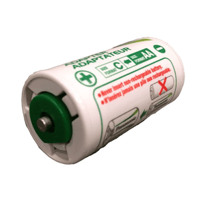 1 C or 1 AA Cell, 1.5VDC - AC Power Source - C/AA Eliminator - Battery Replacement - Battery Eliminator Store - aa battery eliminator, battery eliminator store, 9 volt battery eliminator, d cell battery eliminator, 9v battery eliminator, aaa battery eliminator, usb battery eliminator, replace 4 aa batteries with ac adapter, d battery eliminator, dummy aa battery with leads, aa battery eliminator power adapter, 9 volt battery adapter