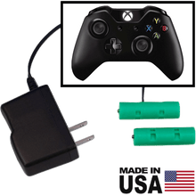 Load image into Gallery viewer, 2 AA Battery Eliminator for Xbox Controller - AC Powered - Battery Eliminator Store - Battery Replacement, aa battery to ac power, aaa to ac power, dc power, battery to usb, 9 volt battery to ac power, ac power adapter, 2 aa to ac power, 4 aa to ac power, 3 aaa to ac power, 9v to ac power, ac power supply adapter, cr123a, dummy cell, active cell, battery eliminator, replace battery, eliminate battery, remove battery, convert aa to ac power, 6 aa battery, 2 aa battery, 4 aa battery, 9 volt ac, 12