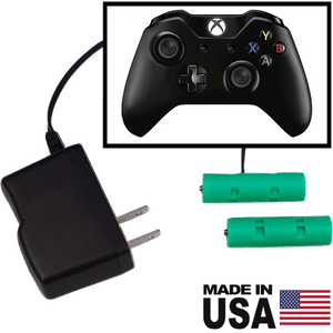 2 AA Battery Eliminator for Xbox Controller - AC Powered - Battery Eliminator Store - Battery Replacement, aa battery to ac power, aaa to ac power, dc power, battery to usb, 9 volt battery to ac power, ac power adapter, 2 aa to ac power, 4 aa to ac power, 3 aaa to ac power, 9v to ac power, ac power supply adapter, cr123a, dummy cell, active cell, battery eliminator, replace battery, eliminate battery, remove battery, convert aa to ac power, 6 aa battery, 2 aa battery, 4 aa battery, 9 volt ac, 12