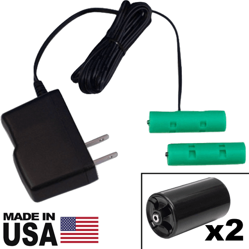 Battery Adapter Battery Transformer from AAA to AA to Baby C Mono D Walk
