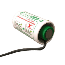 Load image into Gallery viewer, 6 C or 6 AA Cells, 9VDC - AC Source - Battery Eliminator - Battery Replacement - Battery Eliminator Store - aa battery eliminator, battery eliminator store, 9 volt battery eliminator, d cell battery eliminator, 9v battery eliminator, aaa battery eliminator, usb battery eliminator, replace 4 aa batteries with ac adapter, d battery eliminator, dummy aa battery with leads, aa battery eliminator power adapter, 9 volt battery adapter