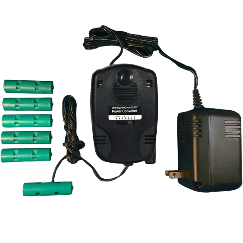 2-6 AA Cells Adjustable - AC Source - Battery Eliminator - Battery Replacement - Battery Eliminator Store - aa battery eliminator, battery eliminator store, 9 volt battery eliminator, d cell battery eliminator, 9v battery eliminator, aaa battery eliminator, usb battery eliminator, replace 4 aa batteries with ac adapter, d battery eliminator, dummy aa battery with leads, aa battery eliminator power adapter, 9 volt battery adapter