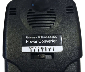 2-6 AAA Cells Adjustable - AC Source - Battery Eliminator - Battery Replacement - Battery Eliminator Store - aa battery eliminator, battery eliminator store, 9 volt battery eliminator, d cell battery eliminator, 9v battery eliminator, aaa battery eliminator, usb battery eliminator, replace 4 aa batteries with ac adapter, d battery eliminator, dummy aa battery with leads, aa battery eliminator power adapter, 9 volt battery adapter