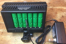 Load image into Gallery viewer, 6 AA Cells, 9V - Heavy Duty, AC Source - Battery Eliminator - Battery Replacement - Battery Eliminator Store - aa battery eliminator, battery eliminator store, 9 volt battery eliminator, d cell battery eliminator, 9v battery eliminator, aaa battery eliminator, usb battery eliminator, replace 4 aa batteries with ac adapter, d battery eliminator, dummy aa battery with leads, aa battery eliminator power adapter, 9 volt battery adapter