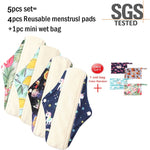 Eco-Friendly Menstrual Pads