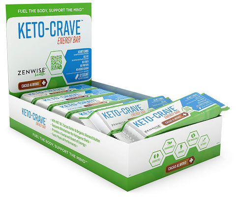 Carpe Diem Keto Crave Energy Bar
