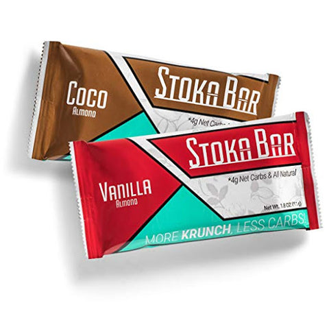 Clean and Lean Stoka Bar