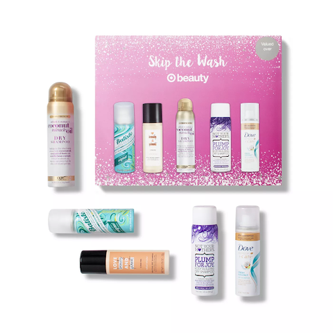 Target Beauty Box™ - Holiday - Dry Shampoo Set, for The Core blog