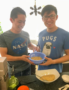 How Two Friends with No Experience Reimagined Instant Ramen