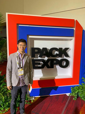 Pack Expo Sign
