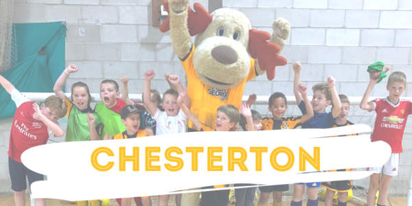 CHESTERTON - EASTER SOCCER SCHOOL