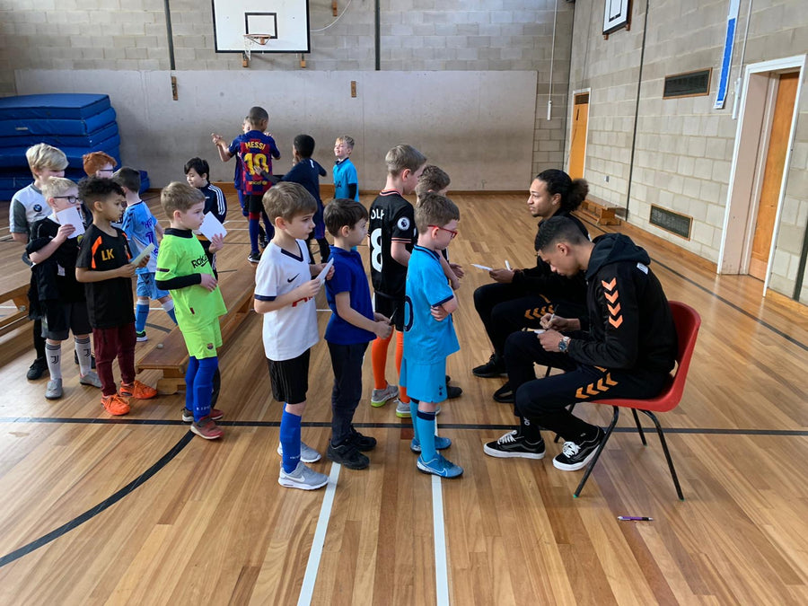 Swavesey - Christmas Soccer School