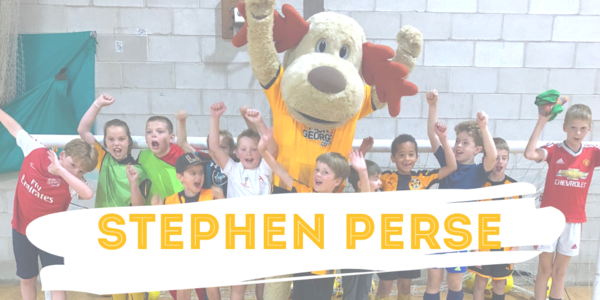 STEPHEN PERSE - EASTER SOCCER SCHOOL