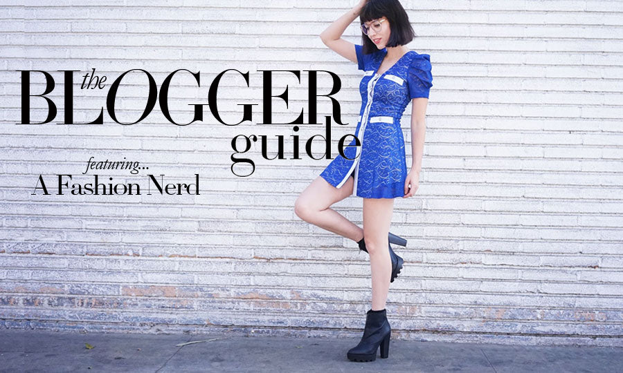 Q&A with Blogger: A Fashion Nerd
