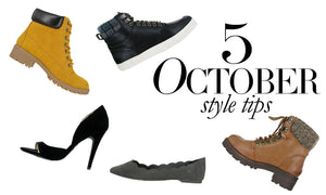October Style Tips