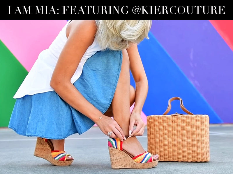 I AM MIA: KIER COUTURE