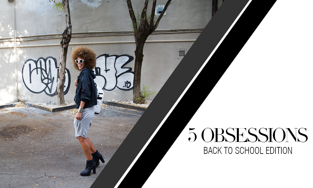 MIA Shoes Top 5 Back to School Obsessions